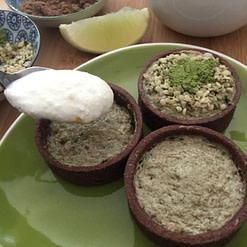 Milk Kefir Desserts