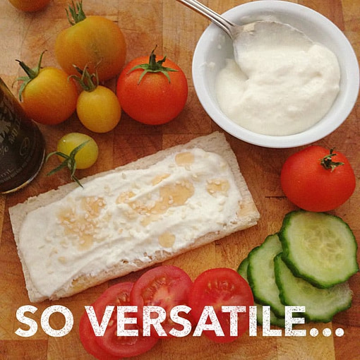 Milk Kefir - so versatile