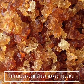 Organic Water Kefir Dehydrated - 1 Tablespoon